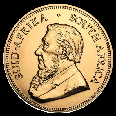 Krügerrand Goldmünze 1 Unze