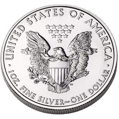 American Eagle Silbermünze 1 Unze